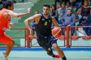 Fabio Stefanini (Barcellona) foto Ulivi