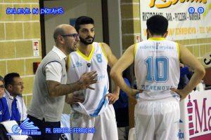 Coach Bacilleri (Cestistica Torrenovese)