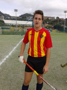 Adriano Cantale (Cus Unime)