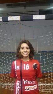 La giovane ala destra Adriana Nasisi