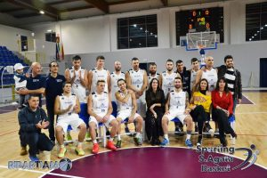 Il roster dello Sporting S. Agata