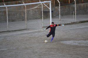Un rinvio di Davide Parisi (F24 Messina)