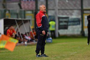 Favarin, tecnico dell'Andria (foto Isolino)