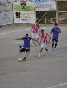 Gianluca Aiello in azione (F24 MESSINA)