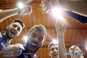 Esultanza Sporting S. Agata
