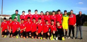 La squadra Juniores dell'F24 Messina