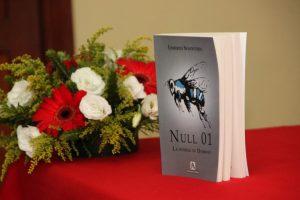 """Il libro """"Null01- La storia di Downey"""""""