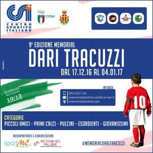 Memorial Dari Tracuzzi