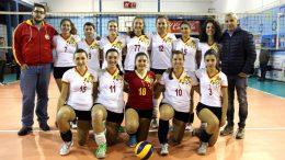Volley, serie D Femminile