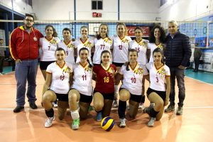 Volley, serie D Femminile