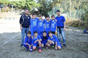 Sportiamo Villafranca Esordienti