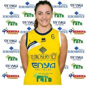 Stefania Criscuolo (Messina Volley)