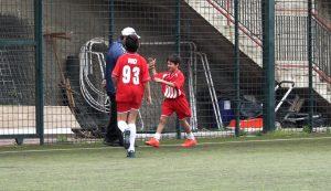 Una fase del torneo giovanile