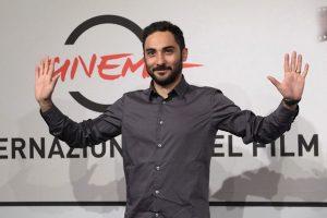 Il regista Piero Messina