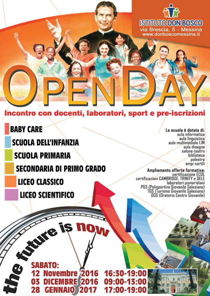 OpenDay Don Bosco