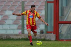 Secco 0-3 per il Lecce a Messina (foto Chillemi)
