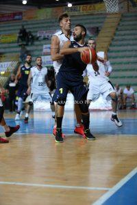 L'Mvp Daniele Grilli (foto Caracciolo)