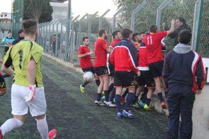 Esultanza Città di Messina