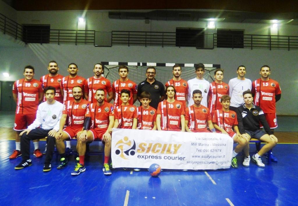 La handball messina conquista un punto prezioso in casa della capolista girgenti - Casa della moquette messina ...