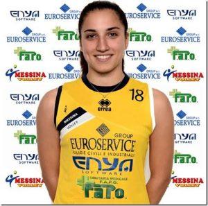 Gloria Scimone (Messina Volley)