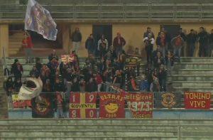 I sostenitori del Messina