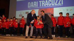 Premiazione Tracuzzi 2015