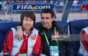 Rampulla nella sua esperienza allo Guangzhou Evergrande