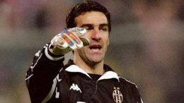 Michelangelo Rampulla tra i pali della Juventus