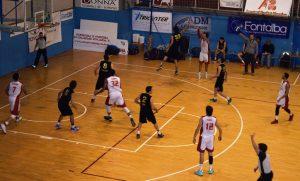 Gruppo Zenith Messina - CUS Catania