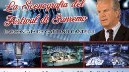 La scenografia del Festival di Sanremo
