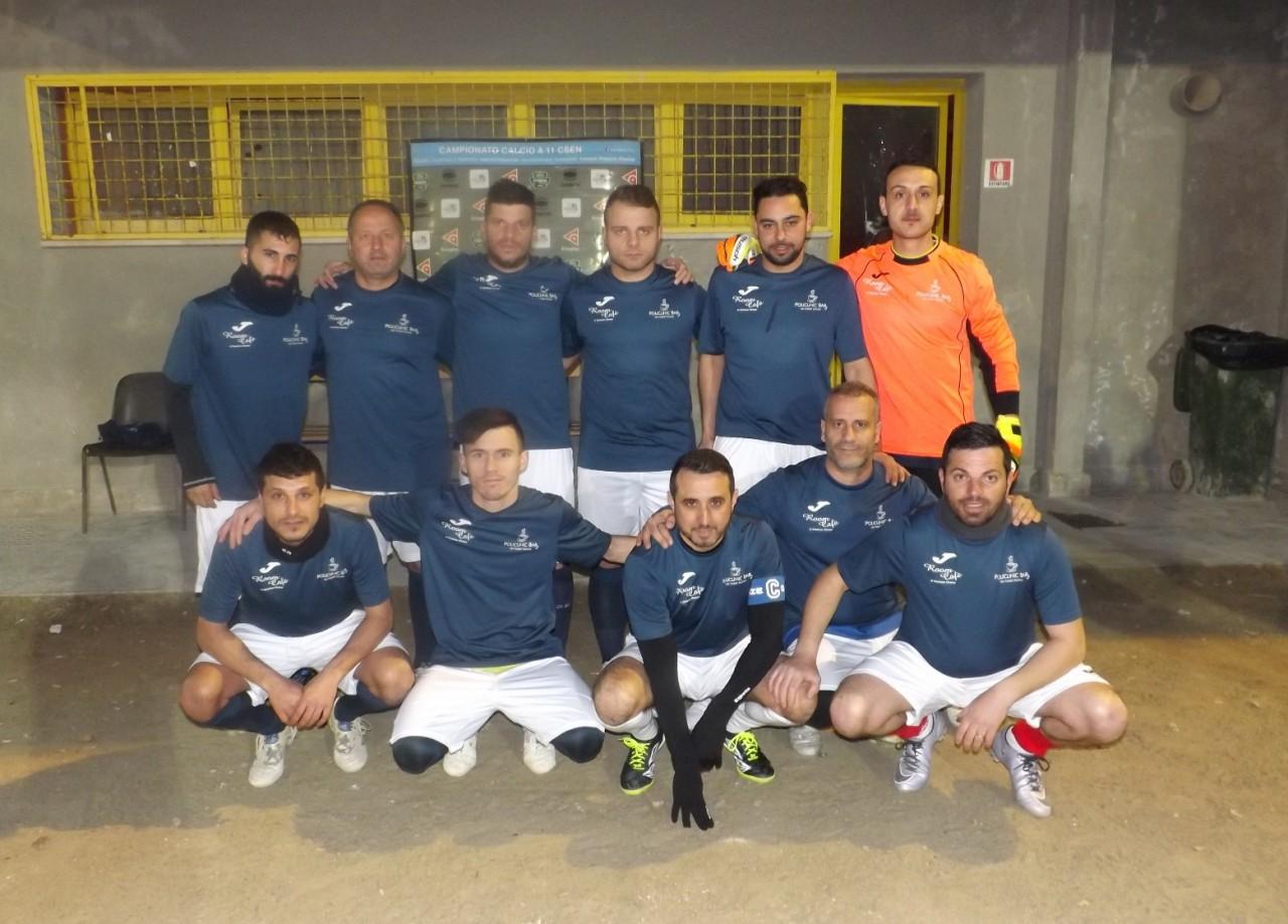 Campionato csen frena l accademia vittorie a suon di gol for Tommasi arredamenti