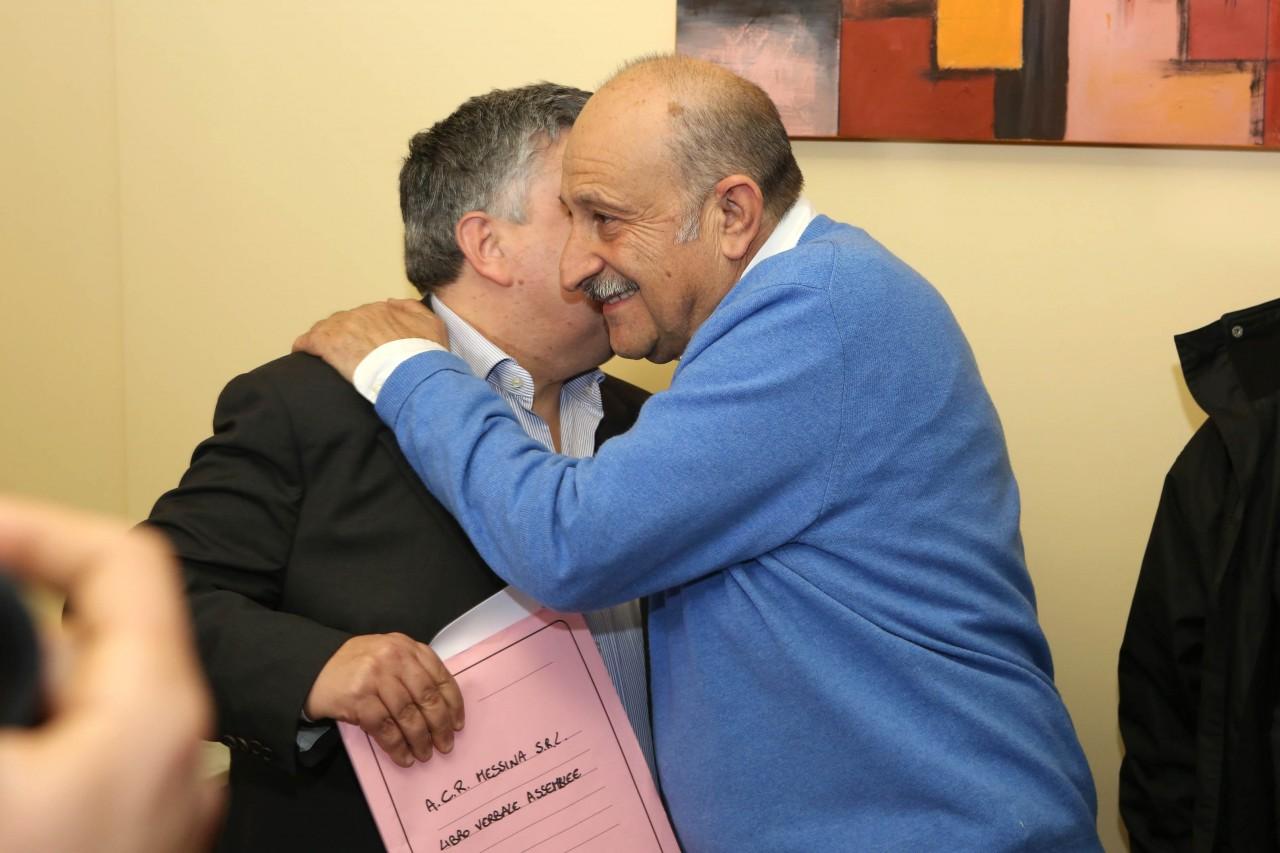 Pietro Gugliotta e Franco Proto