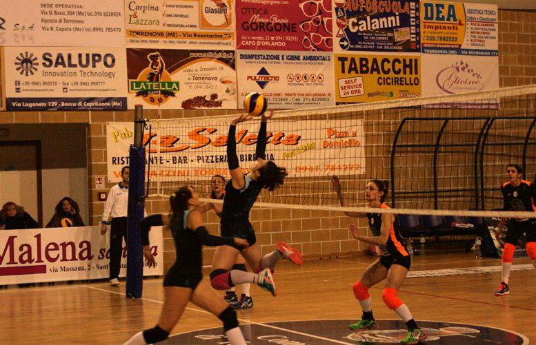 All Work Saracena Volley