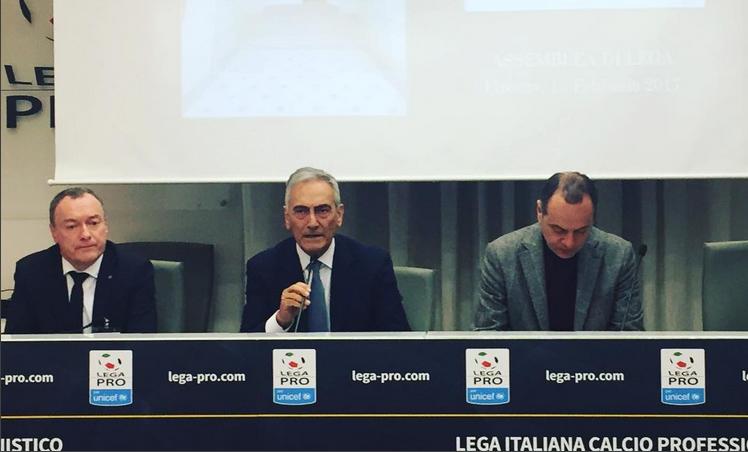 Assemblea a Firenze, i club verso la preferenza per Abodi