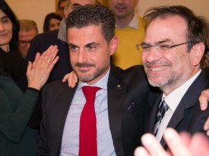 Antonio Lotronto e Vincenzo Falzone