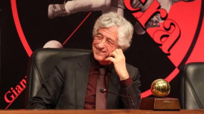 Rivera è stato giocatore del Milan