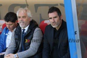 Pitino e Lucarelli