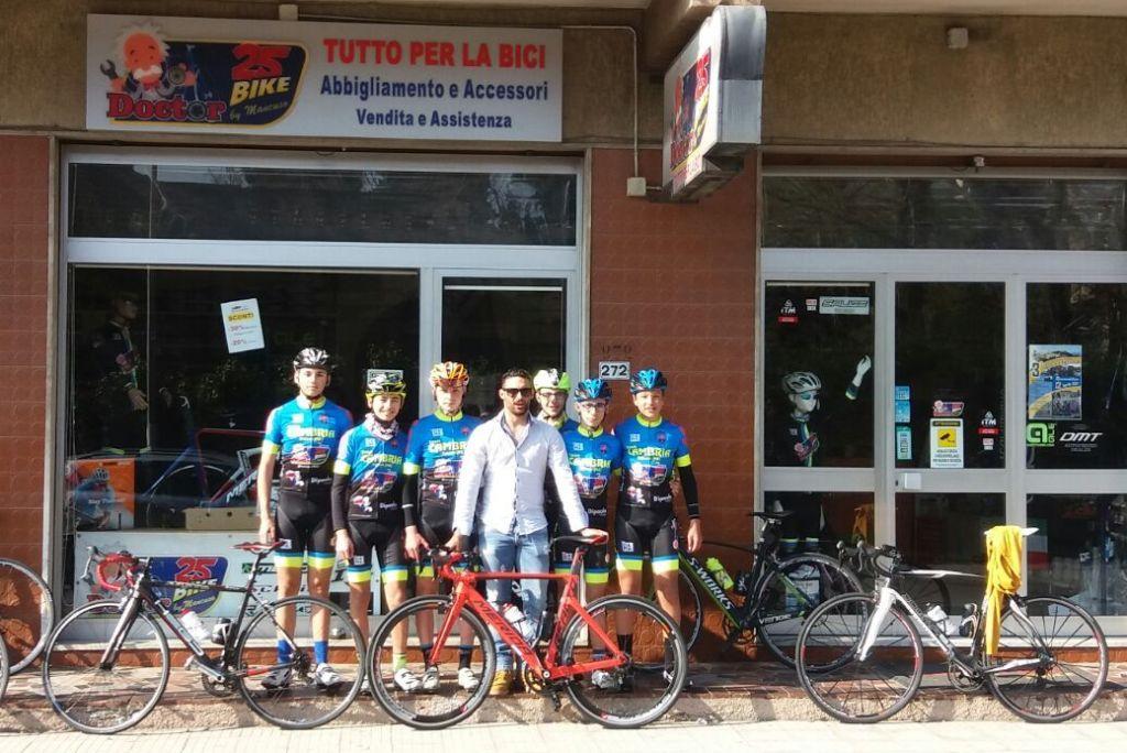 il ciclismo a Messina