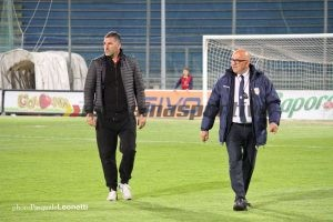 Lucarelli e Alessandro