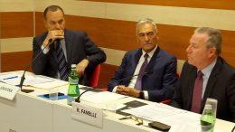 Gabriele Gravina e Roberto Fanelli