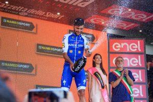 Gaviria vince la quinta tappa del Giro d'Italia