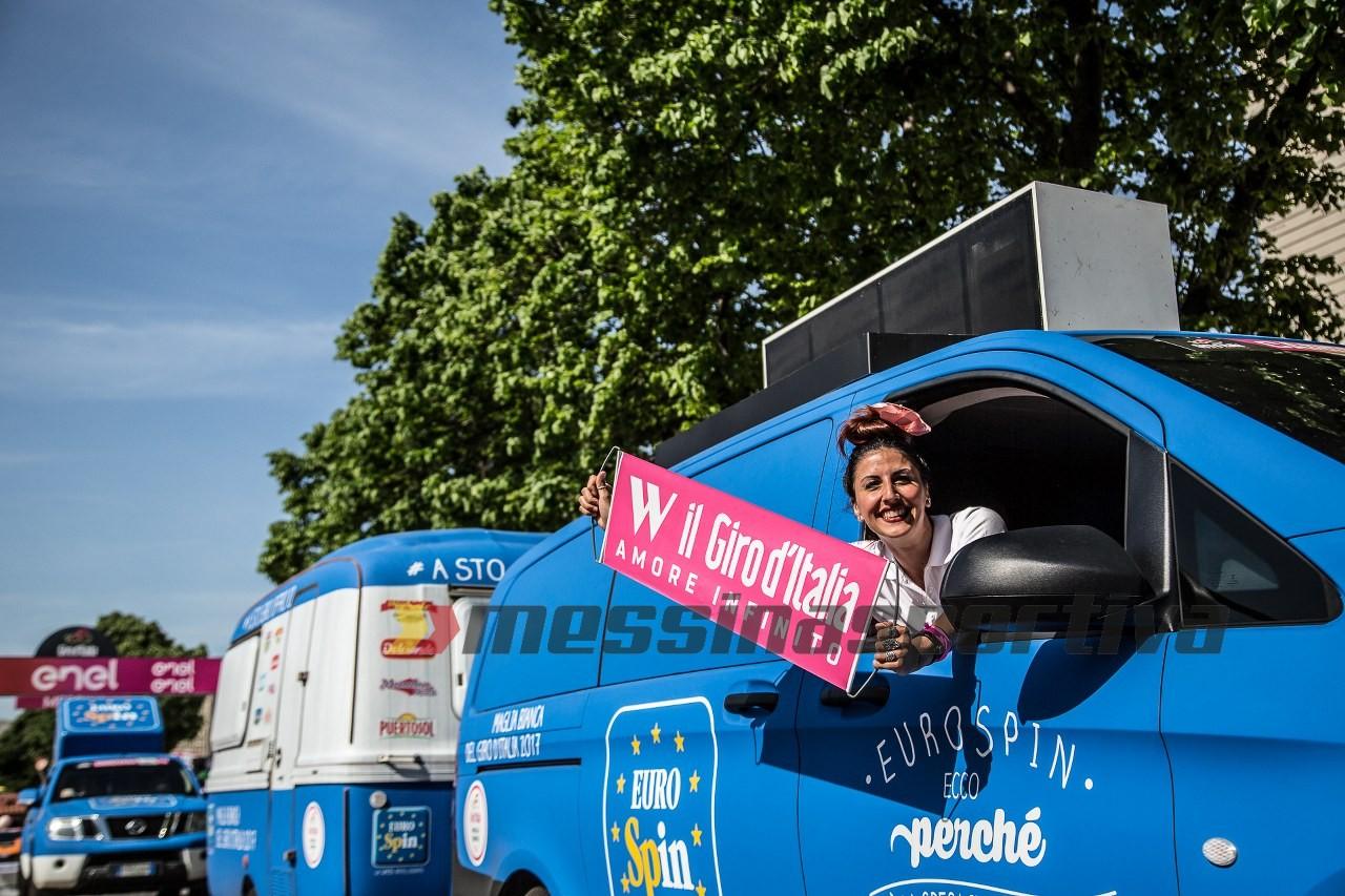 Il Giro d'Italia partirà da Gerusalemme