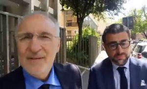 Eduardo Chiacchio e Massimo Rizzo