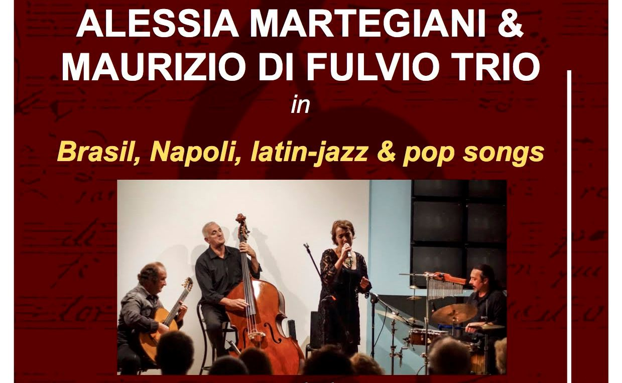 Brazil, Napoli, latin-jazz & pop songs