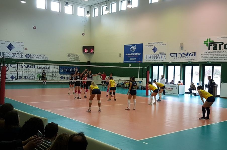 Messina Volley-Team Volley Messina
