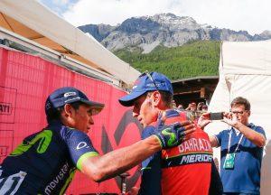 Quintana e Nibali