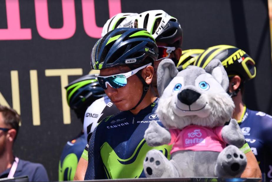 Giro, Nibali: