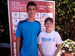 Luca Missuto e Daniele Grillo