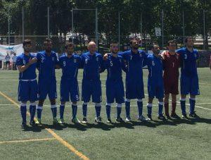 La Nazionale Italiana Paralimpica di Calcio a 7