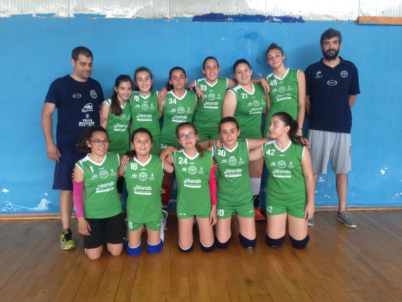 Volley Santa Teresa U13